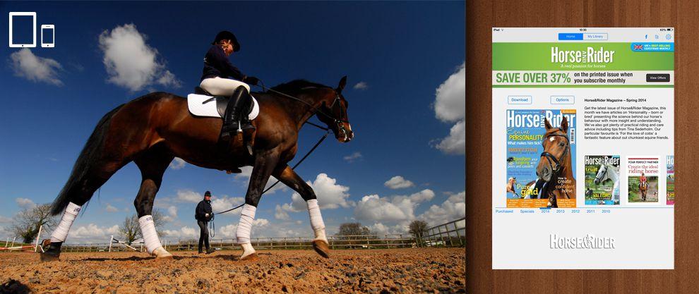 Horse&Rider app